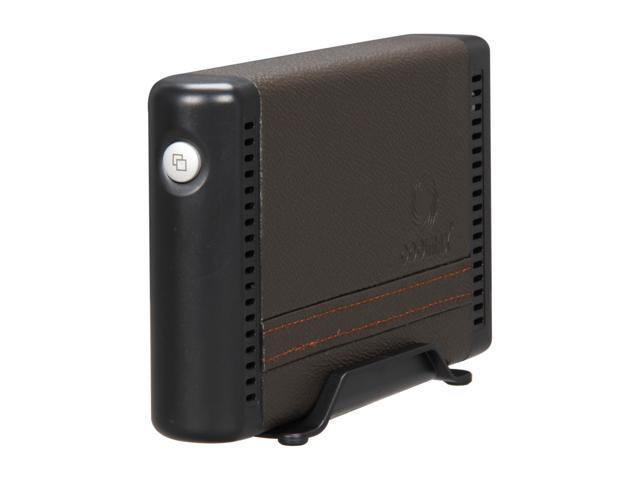 COOLMAX HD-380BK-eSATA Black OTB Function External Enclosure