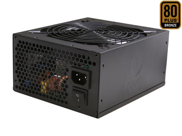 COOLMAX ZU Series ZU-800B 800W ATX12V / EPS12V SLI Ready CrossFire Ready 80 PLUS BRONZE Certified Modular Active PFC Power Supply