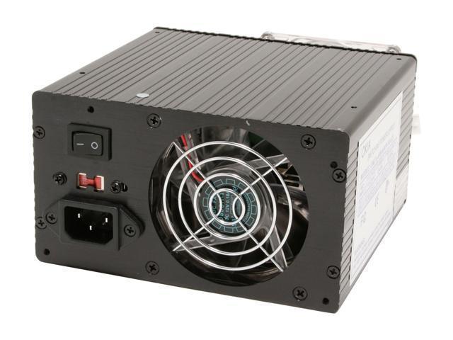 Broadway Com Corp P4-OKIA600-BLACK 600W ATX Power Supply