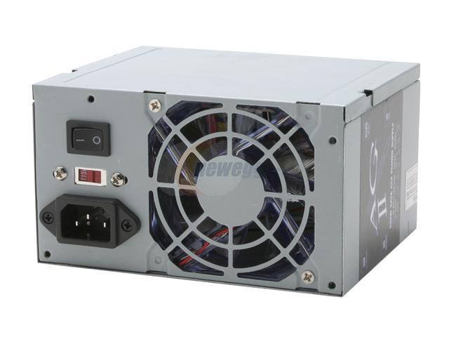 POWMAX AG II PSAG550A 550W ATX12V Power Supply