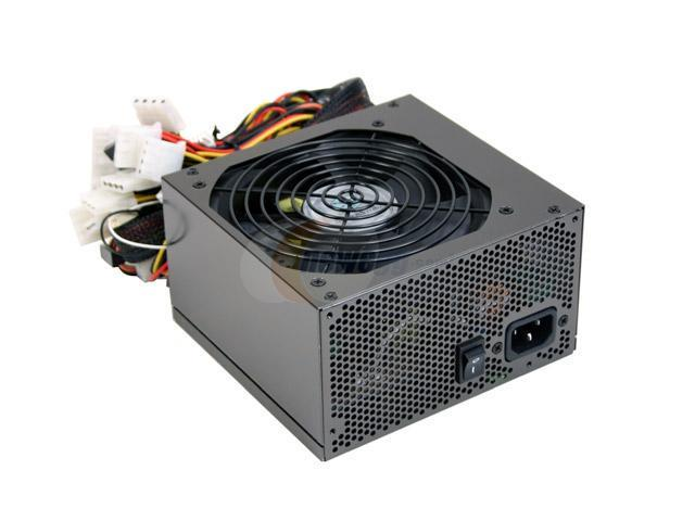SILVERSTONE ST46F 460W ATX Active PFC Power Supply