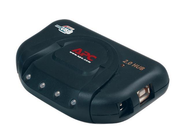 APC 19500SG-1G USB 2.0 4 Port Hub