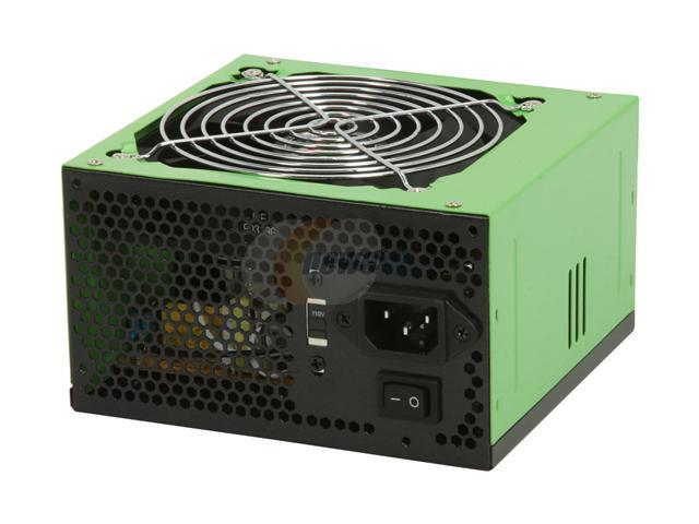 LOGISYS Computer PS600A12 600W Power Supply