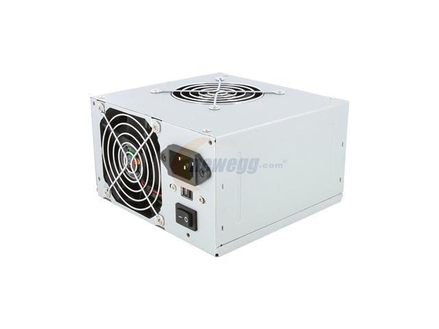 LOGISYS Computer PS550X2 550W Power Supply Dual Fan w/ Radiation Filter