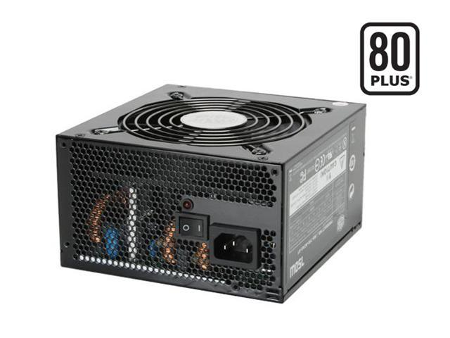 COOLER MASTER Real Power Pro RS-750-ACAA-A1 750W ATX12V / EPS12V SLI Certified CrossFire Ready 80 PLUS Certified Active PFC Power Supply
