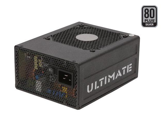 COOLER MASTER UCP RSB00-AAAAA3 1100W ATX12V / EPS12V SLI Certified CrossFire Ready 80 PLUS SILVER Certified Power Supply