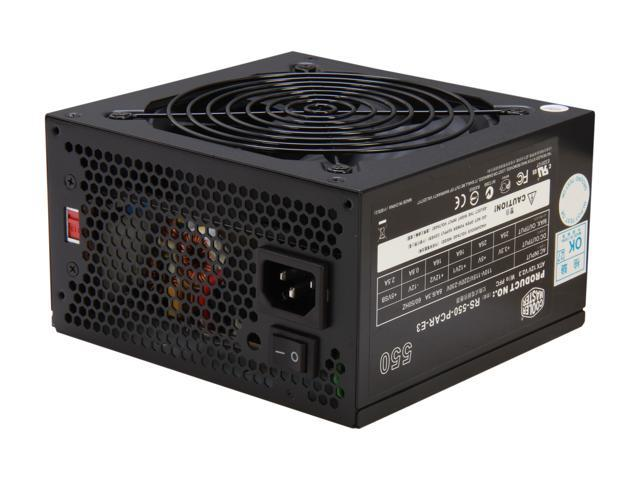 COOLER MASTER eXtreme Power Plus RS-550-PCAR-E3 550W Power Supply