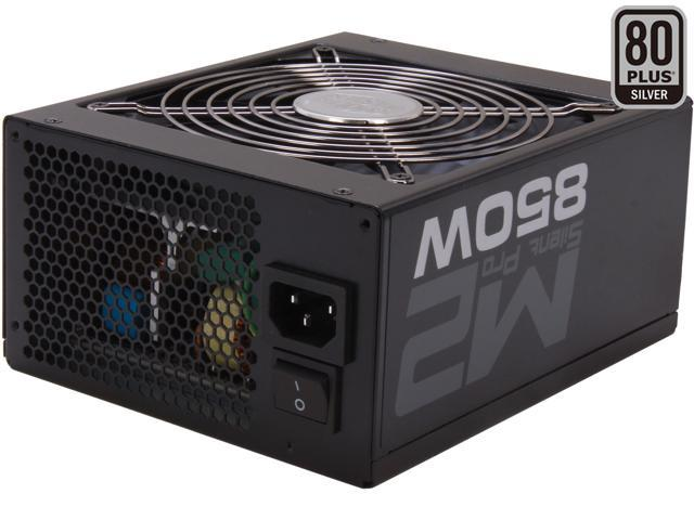 Cooler Master Silent Pro M2 - 850W Power Supply with 80 PLUS Silver Certification and Semi-Modular Cables