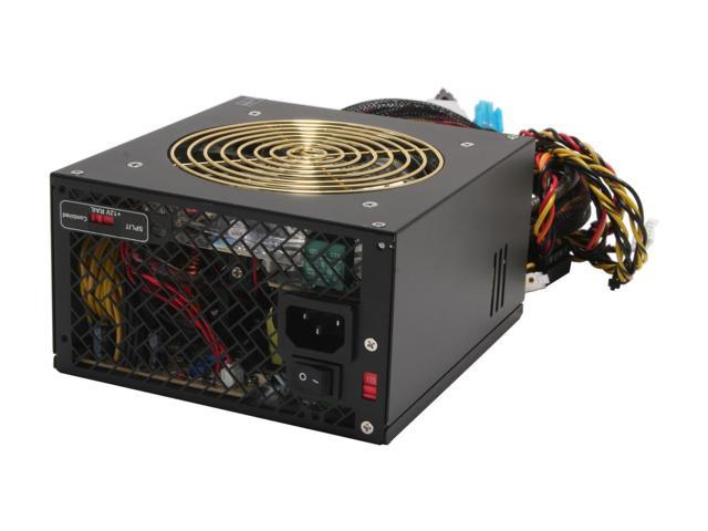 HIPRO TOP-600P5 600W ATX V2.01 Active PFC Power Supply