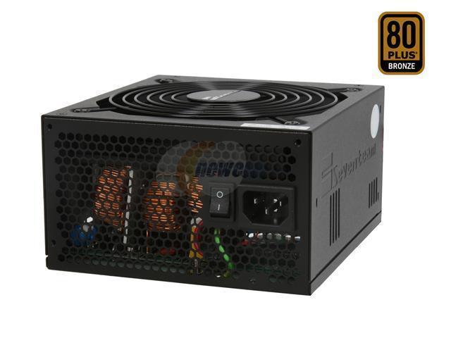 Seventeam ST-750PAF 750W Power Supply