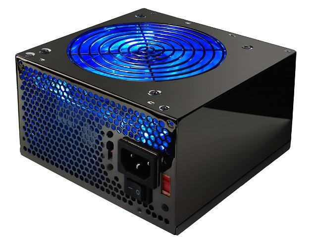 Rosewill RP550V2-S-SL 550W ATX12V v2.01 SLI Ready   Power Supply
