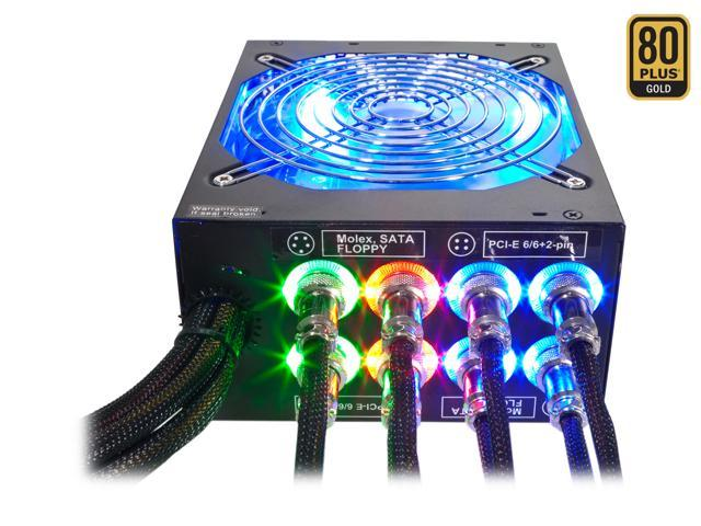 Rosewill LIGHTNING LIGHTNING-1300 Continuous 1300W@50 degree C Power Supply