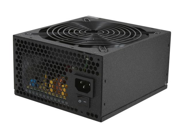Rosewill CAPSTONE-450 - 450-Watt Active PFC Power Supply - Continuous @ 122 Deg. F (50C), 80 PLUS Gold, ATX12V v2.31 & EPS12V v2.92, Intel Haswell, SLI & CrossFire-Ready