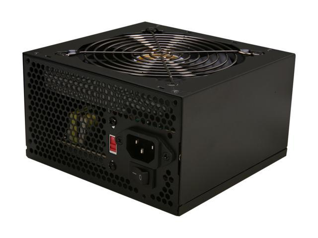 Rosewill RD450S, 80 PLUS Certified 450 W Power Supply