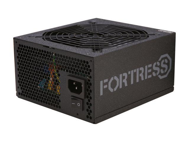 Rosewill FORTRESS-450 450W Active PFC Power Supply - Continuous @ 122°F (50°C), 80 PLUS Platinum, ATX12V v2.31 & EPS12V v2.92, Intel Haswell, SLI & CrossFire-Ready
