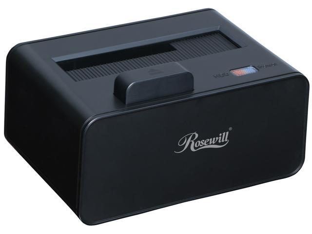Rosewill RX234 Docking Station and Easy Ejection