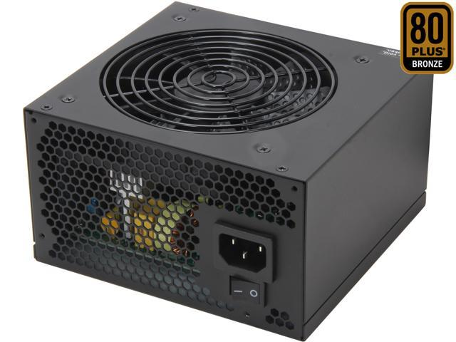 Rosewill Green Series RG530-S12 530W Continuous @40��C, 80 PLUS Bronze Certified, Single 12V Rail, SLI & Crossfire Ready, Active PFC