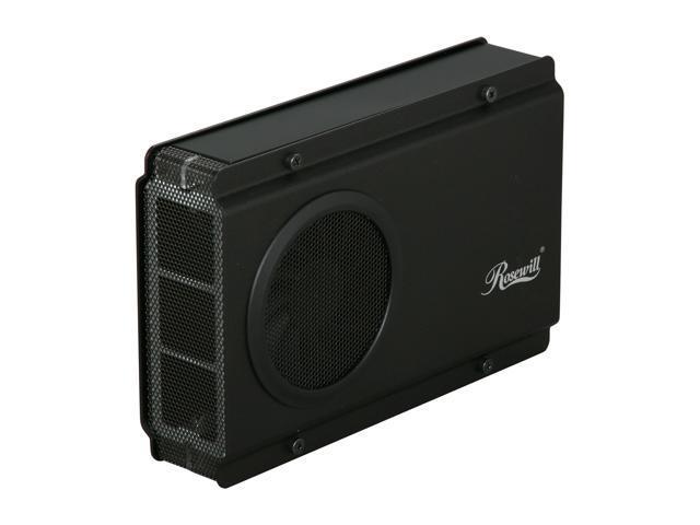 Rosewill RX358 RX-358-U3B Black External Enclosure