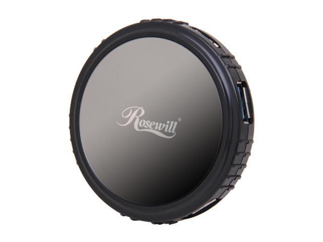 Rosewill RHB-610 (RIUH-11001) 4-Port USB 3.0 Hub