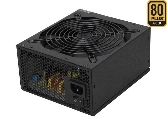 Rosewill CAPSTONE-450-M 450W Continuous @ 50°C, Intel Haswell Ready, 80 PLUS Gold, ATX12V v2.31 & EPS12V v2.92, SLI/CrossFire Ready, Modular Active PFC Power Supply
