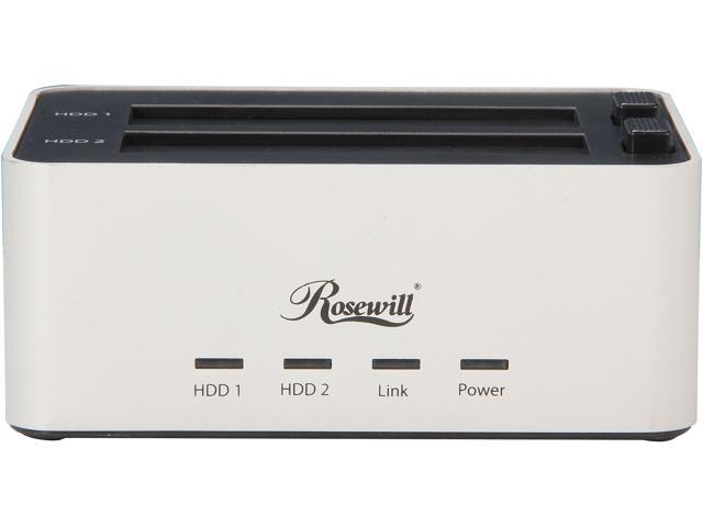 Rosewill RDDO-12001 Docking Station