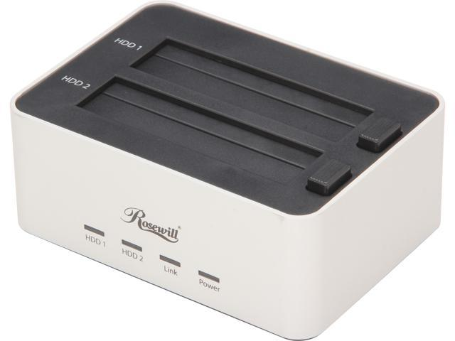 Rosewill RDDO-12002 Docking Station