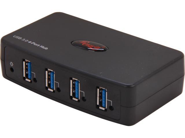 Rosewill RHB-630 – 4-Port Fast Charging USB 3.0 Hub