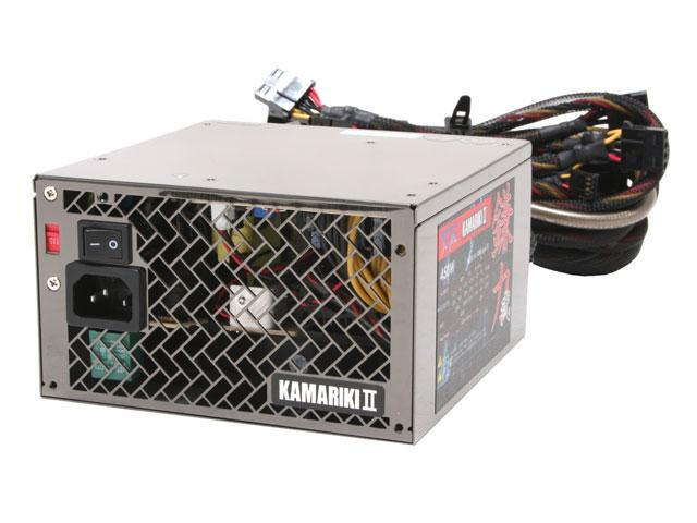 Scythe Kamariki-2 KMRK-450A-2 450W ATX12V Power Supply