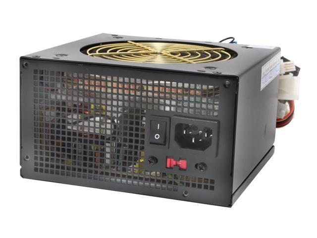 Foxconn WinFast FA-480 480W ATX12V, 2.0 SLI Certified CrossFire Ready Power Supply