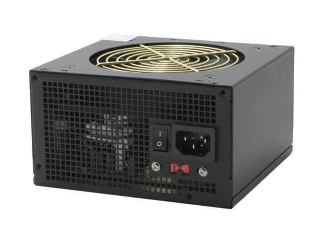 XCLIO XCLIO-550BL 550W ATX Power Supply