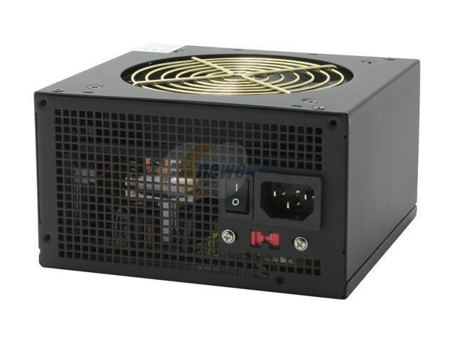 XCLIO XClio-480BL 480W ATX Power Supply