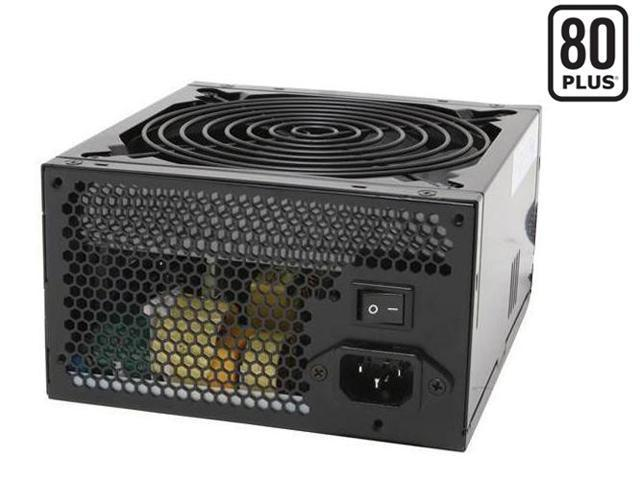 XCLIO GREATPOWER X14S4P4 650W ATX12V SLI Certified CrossFire Ready 80 PLUS Certified Modular Active PFC Power Supply