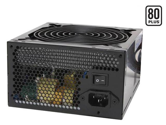XCLIO GREATPOWER X14S4P3 500W ATX12V SLI Certified CrossFire Ready 80 PLUS Certified Modular Active PFC Power Supply