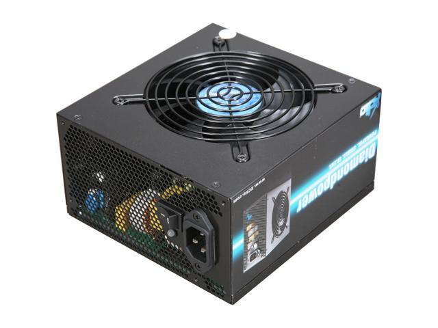 XCLIO DIAMONDPOWER 880W ATX12V / EPS12V CrossFire Ready Active PFC Power Supply
