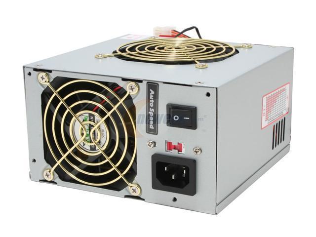 XION XON-500F8X2-201 500W ATX Ver2.2 SLI Ready Power Supply