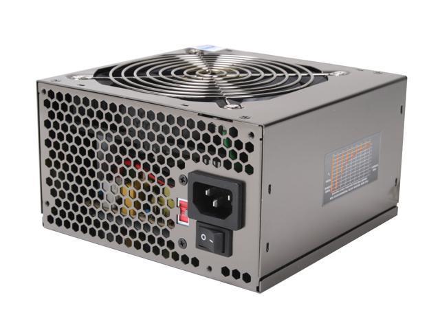 XION XON-630P12N 630W ATX12V SLI Ready CrossFire Ready Power Supply