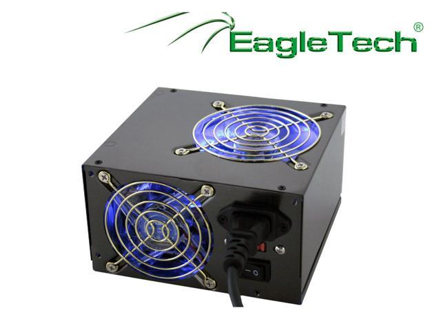 Eagle Tech POWERONE SERIES ATX-GM570PC 570W Power Supply