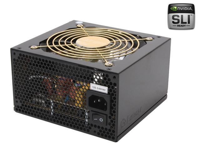 ENERMAX Liberty ELT620AWT 620W ATX12V SLI Certified CrossFire Ready Modular Active PFC Power Supply