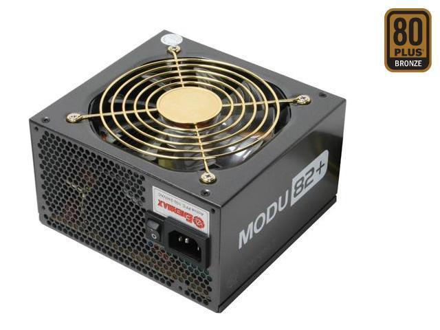 ENERMAX MODU82+ EMD525AWT 525W Power Supply