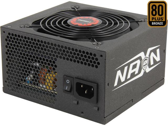 ENERMAX NAXN ADV.  82+ ETL650AWT 650W ATX12V 80 PLUS BRONZE Certified Active PFC Power Supply