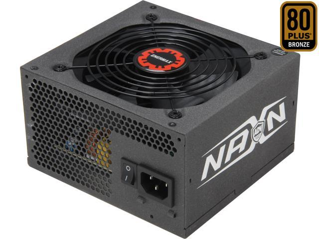 ENERMAX NAXN ADV. 82+ ETL550AWT 550W ATX12V 80 PLUS BRONZE Certified Active PFC Power Supply
