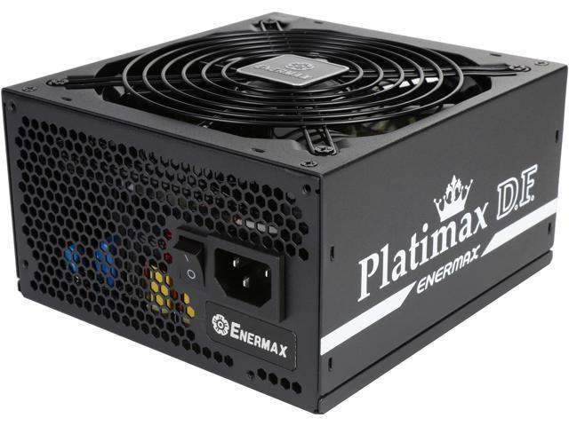 ENERMAX EPF500AWT 500W ATX12V 80 PLUS PLATINUM Certified Full Modular Power Supply