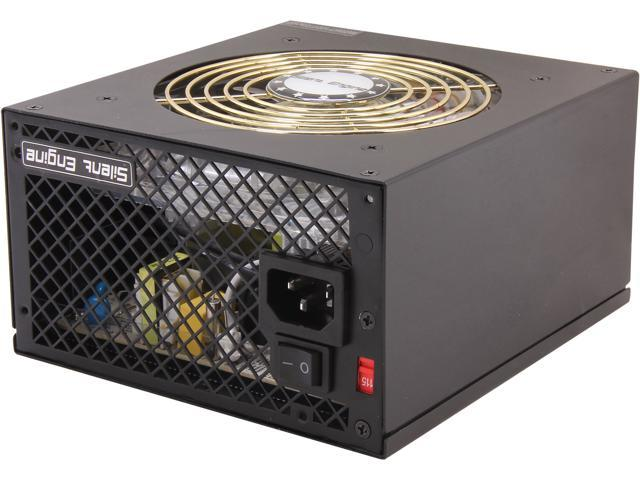 VisionTek 900488 550W ATX12V SLI Ready CrossFire Ready Modular Power Supply