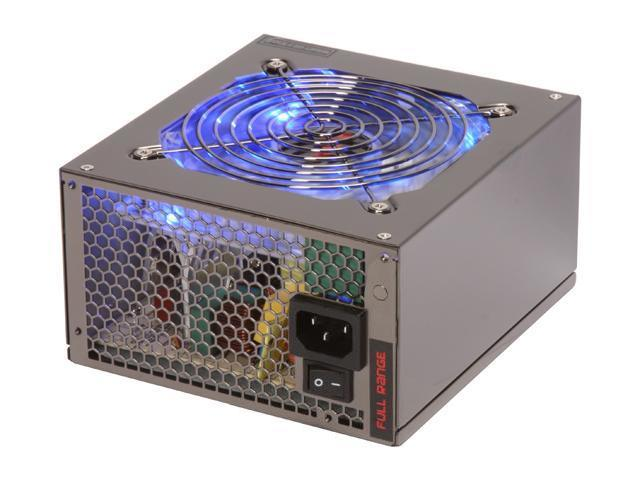SIGMA MONSTER SP650C 650W Continuous @ 40°C ATX12V 2.2V / EPS12V 2.91 SLI Ready CrossFire Ready Modular Active PFC Power Supply