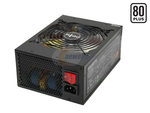 GIGABYTE GE-MK20A-D1 1200W ATX12V SLI Ready CrossFire Ready 80 PLUS Certified Modular Active PFC Power Supply