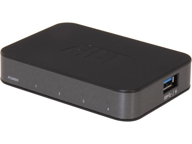 Atech Flash Technology iDuo Hub 3.0 USB 3.0 4-Port Hub w/2 Fast Charge Ports