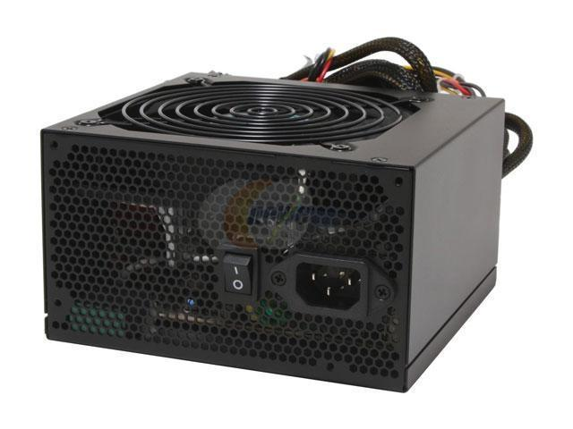 SILVERSTONE ST50EF 500W ATX 12V 2.2 SLI Certified CrossFire Ready 80 PLUS Certified Active PFC PFC Power Supply