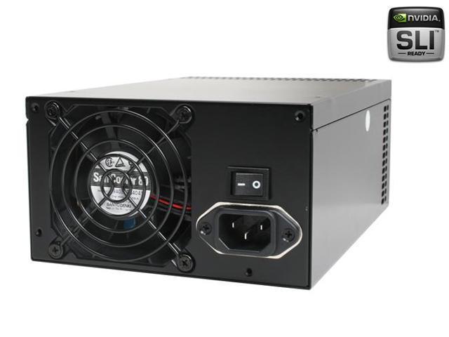 SILVERSTONE ZM1200M 1200W ATX 12V 2.3 & EPS 12V SLI Ready CrossFire Ready Modular Active PFC Power Supply