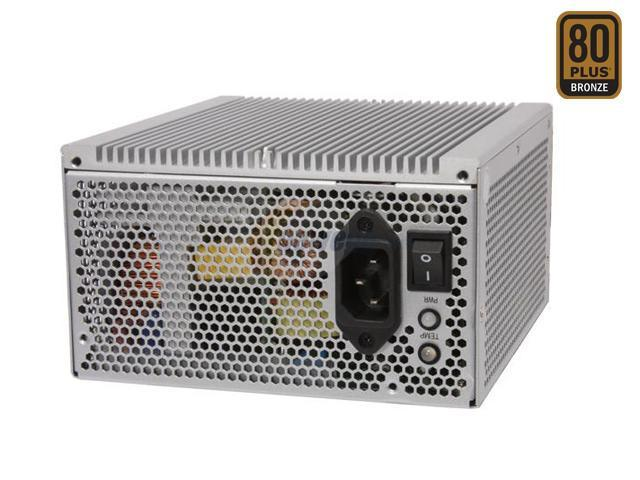 SILVERSTONE Nightjar ST45NF 450W Zero dBA Power Supply