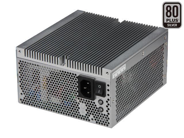 SILVERSTONE Nightjar ST50NF 500W Zero dBA Power Supply